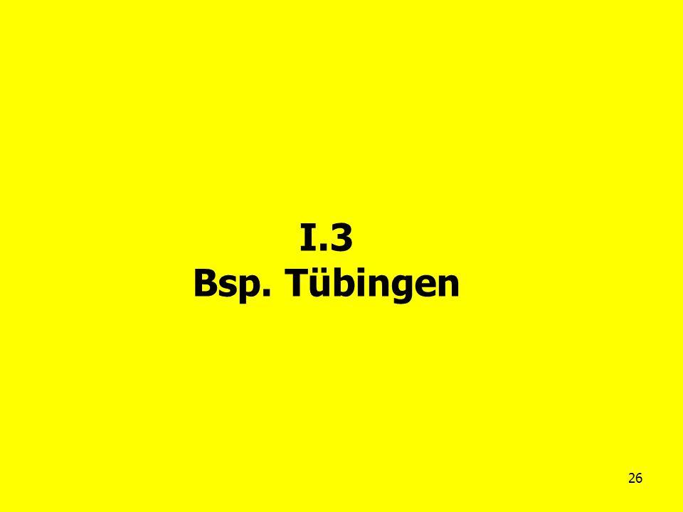 I.3 Bsp. Tübingen
