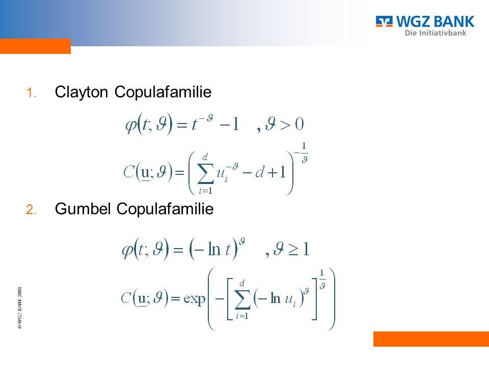 Clayton Copulafamilie