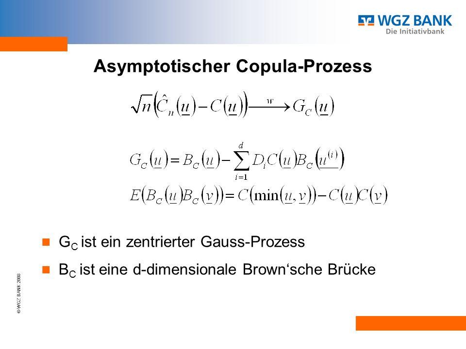 Asymptotischer Copula-Prozess
