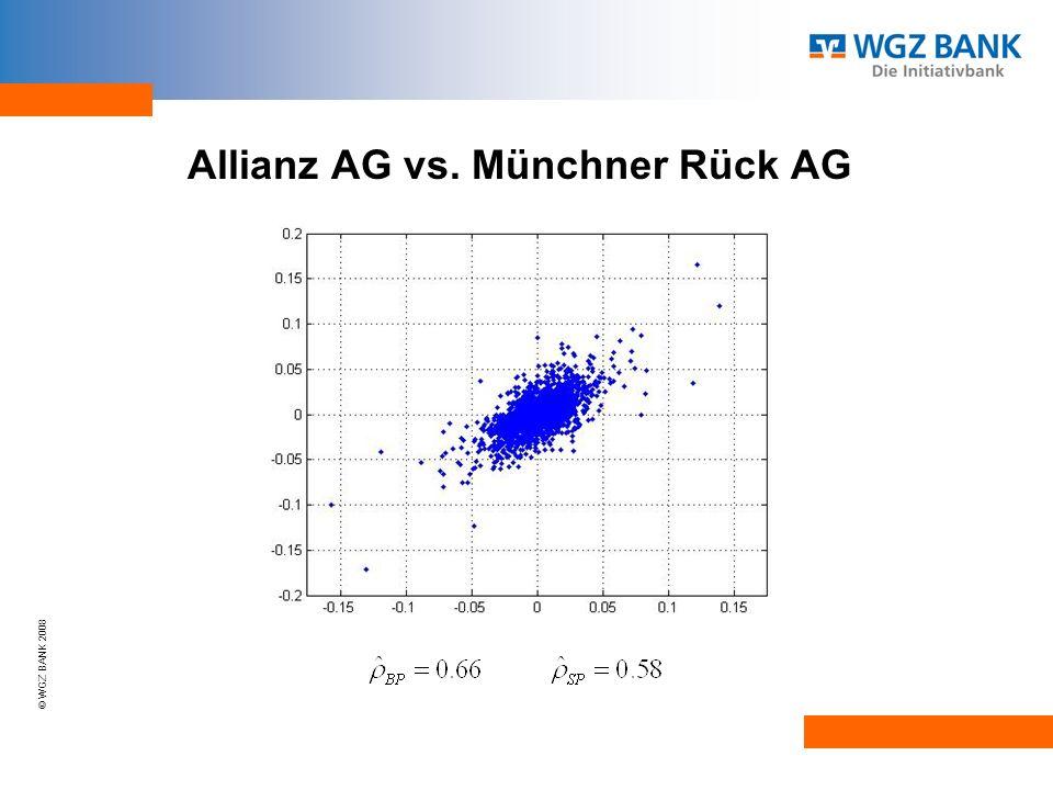 Allianz AG vs. Münchner Rück AG