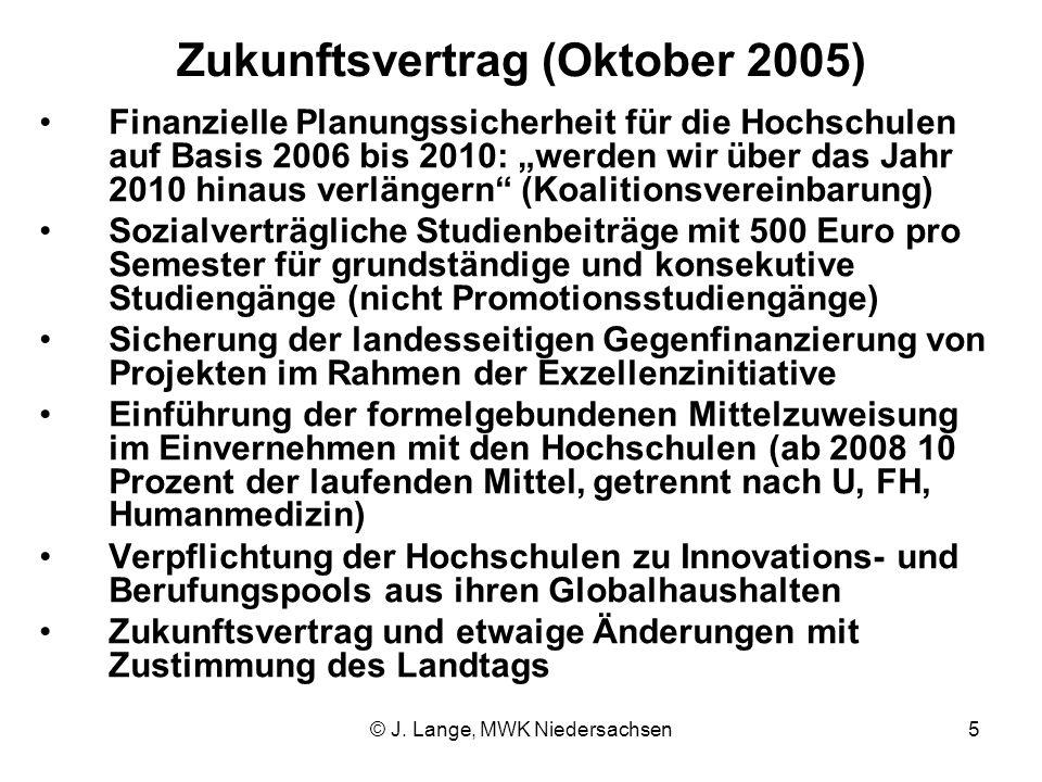 Zukunftsvertrag (Oktober 2005)
