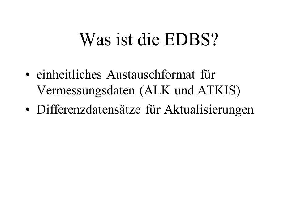 Was ist die EDBS.