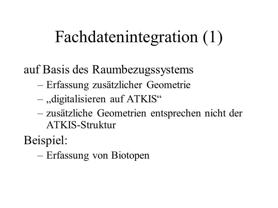 Fachdatenintegration (1)