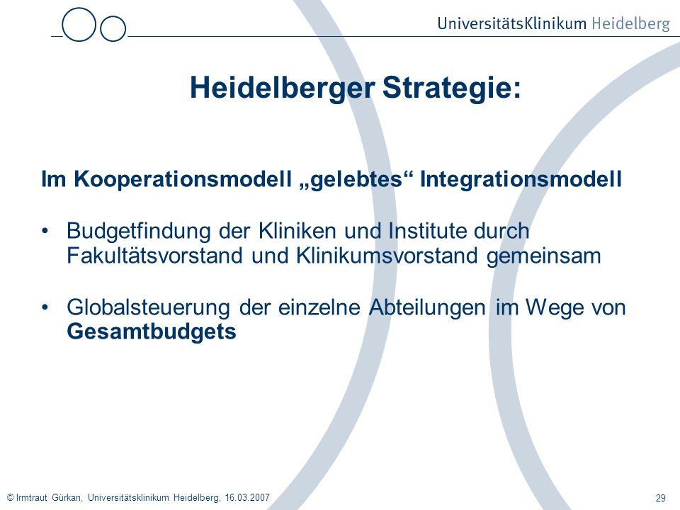 Heidelberger Strategie: