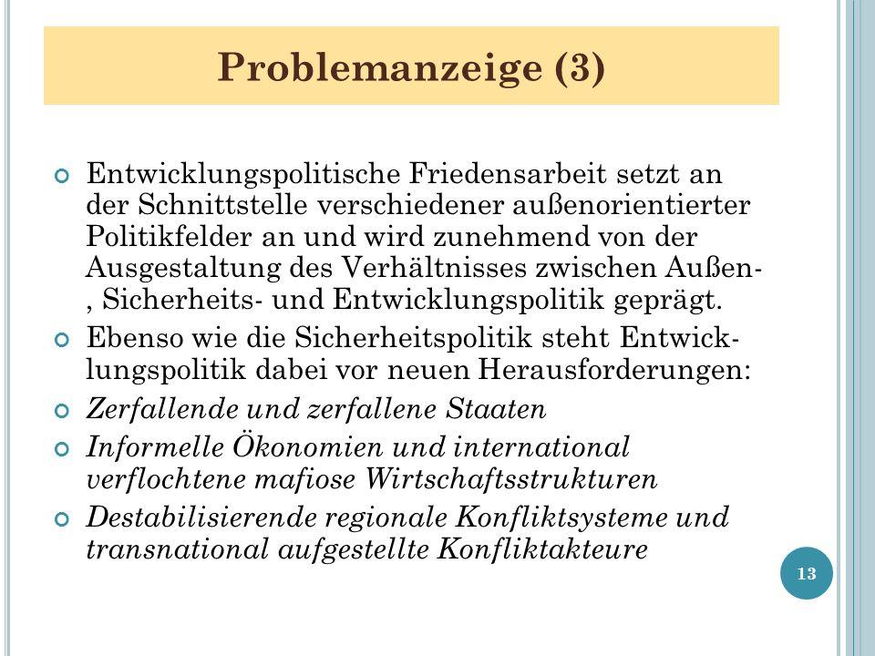 Problemanzeige (3)
