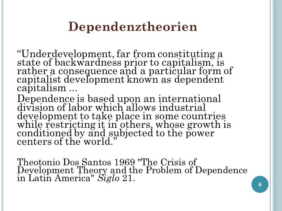 Dependenztheorien