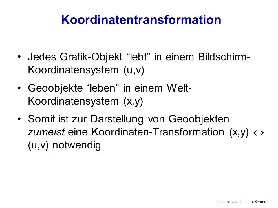 Koordinatentransformation
