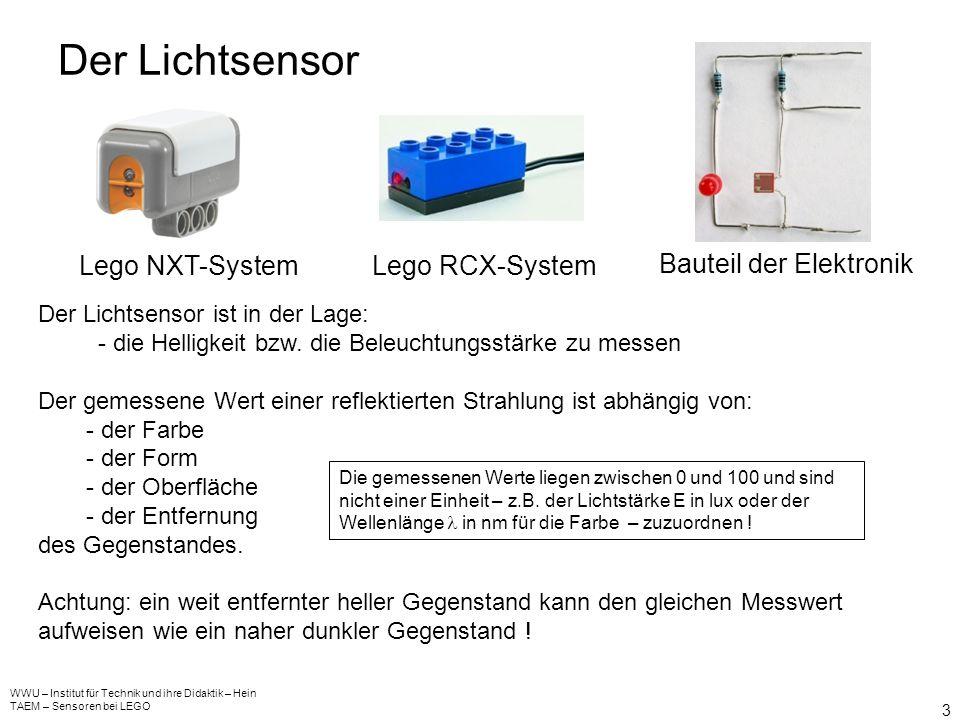 Großzügig Einfacher Lichtsensor Ideen - Der Schaltplan ...