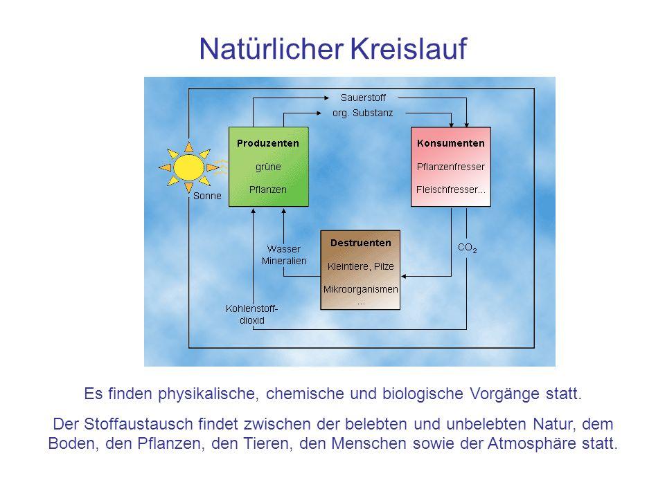 Natürlicher Kreislauf