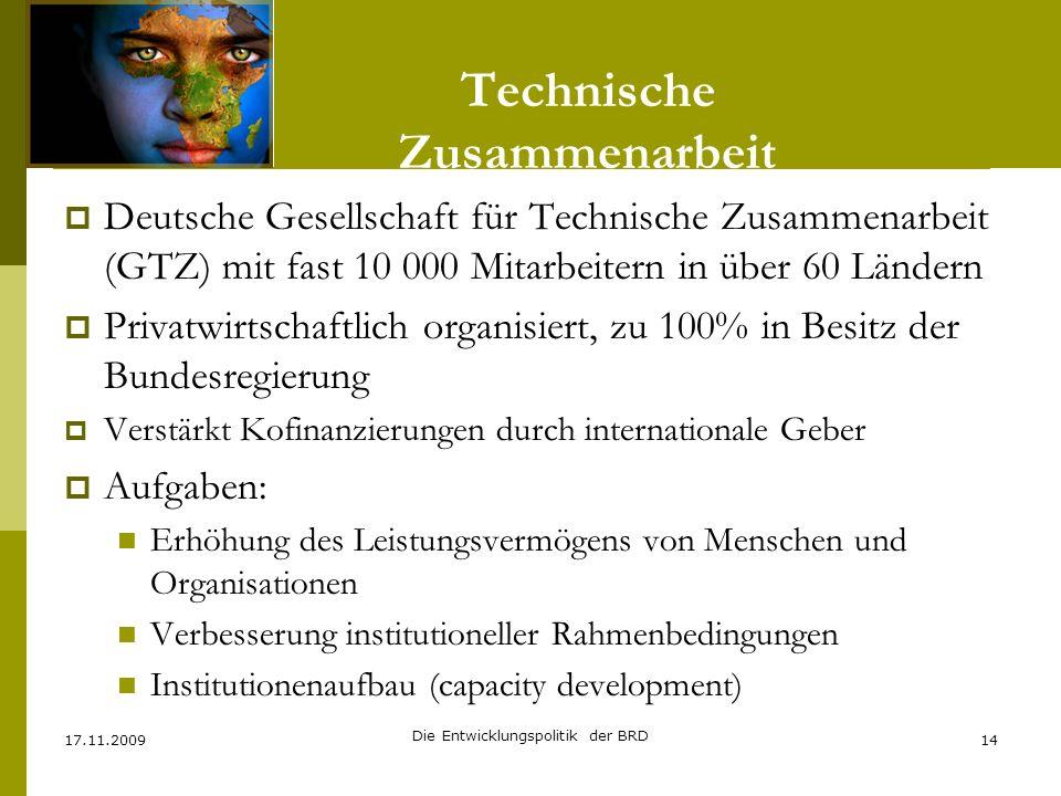 Technische Zusammenarbeit