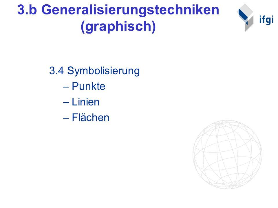 3.b Generalisierungstechniken (graphisch)