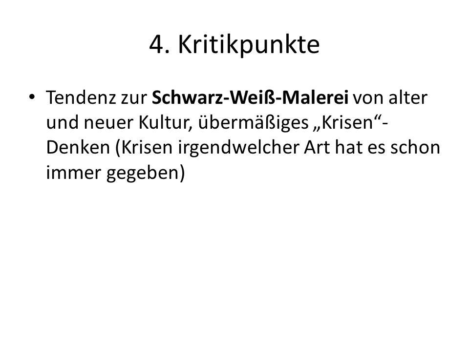 4. Kritikpunkte