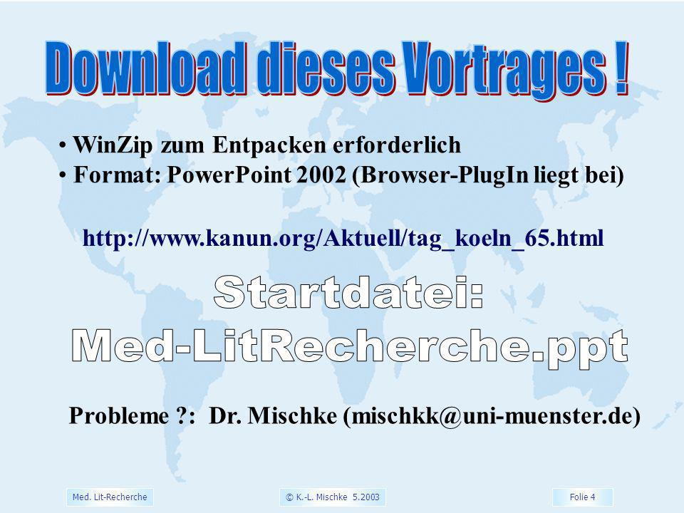 Download dieses Vortrages !