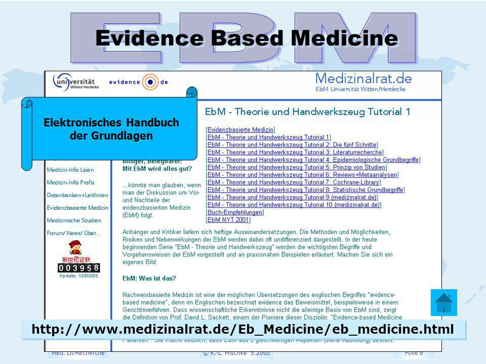 Elektronisches Handbuch