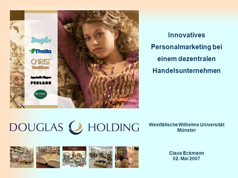 Personalmarketing bei Westfälische Wilhelms Universität