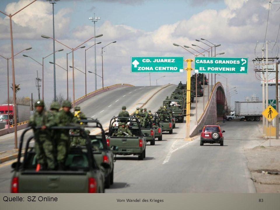Quelle: SZ Online Jetzt sieht es auf den Straßen häufig so aus.