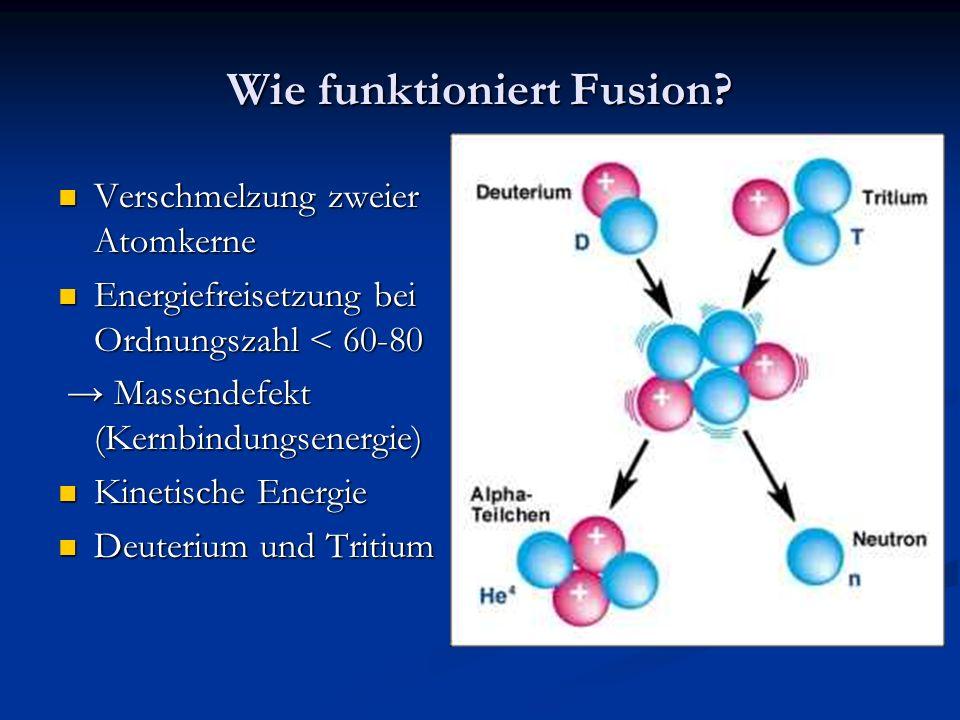 Wie funktioniert Fusion