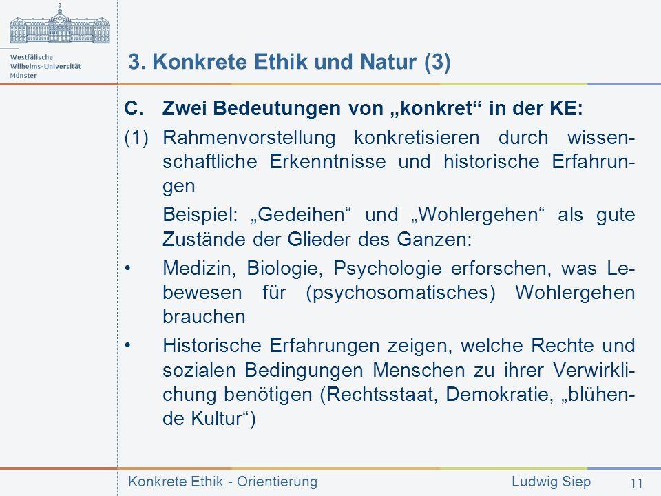 3. Konkrete Ethik und Natur (3)