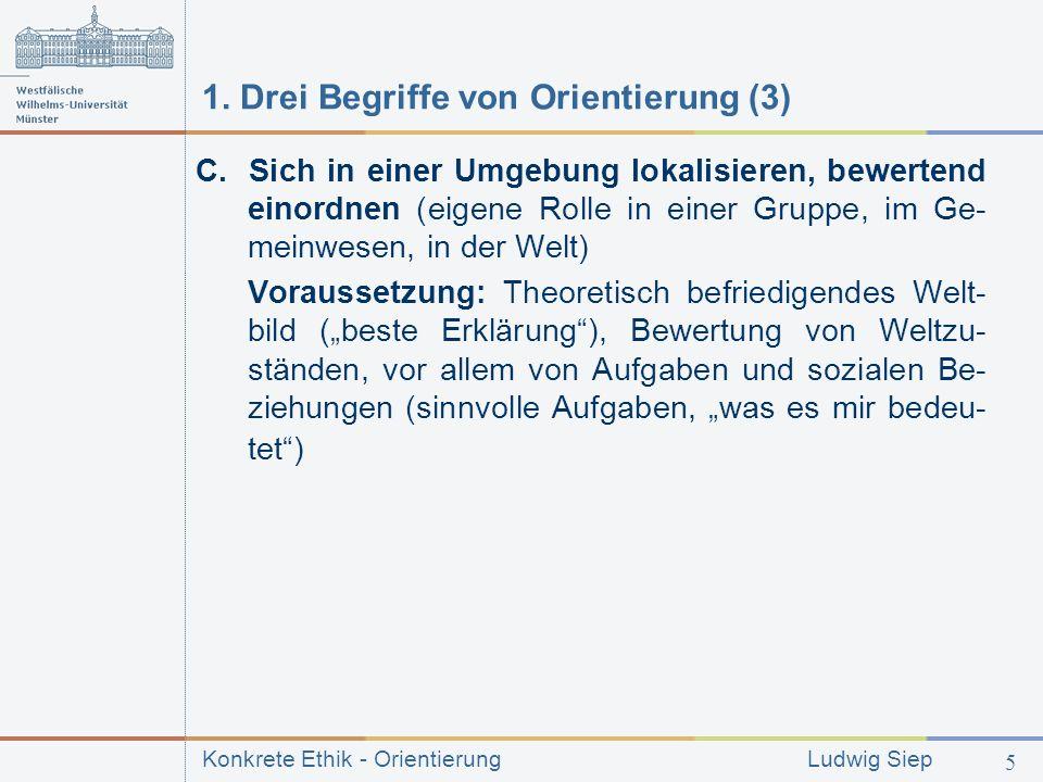 1. Drei Begriffe von Orientierung (3)