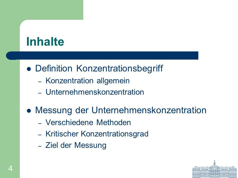 Inhalte Definition Konzentrationsbegriff