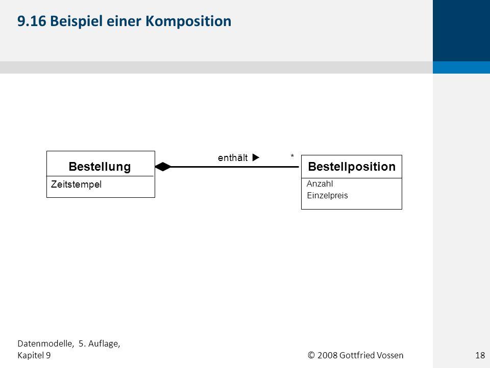 9.16 Beispiel einer Komposition