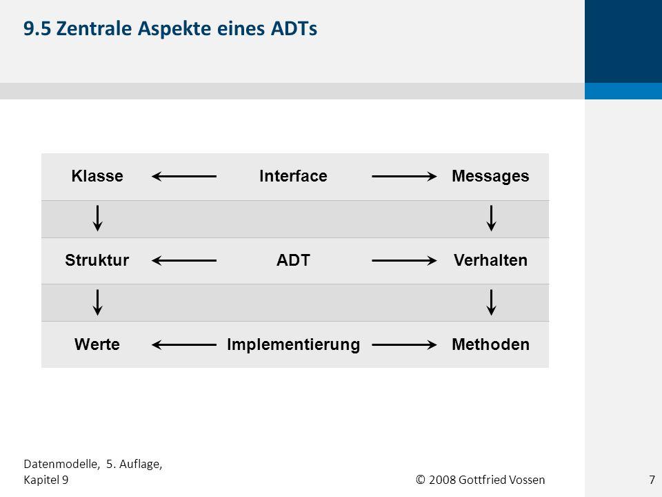 9.5 Zentrale Aspekte eines ADTs