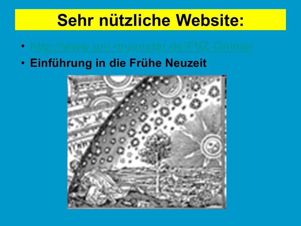 Sehr nützliche Website: