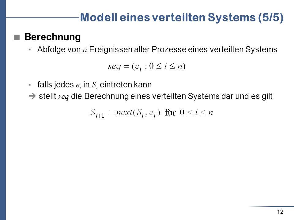 Modell eines verteilten Systems (5/5)