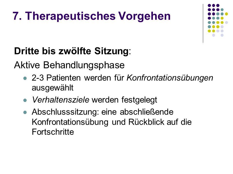 7. Therapeutisches Vorgehen