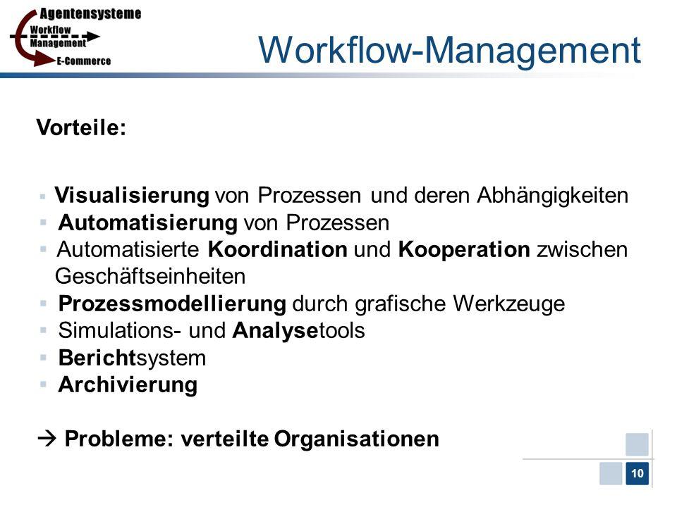 Workflow-Management Vorteile: Automatisierung von Prozessen
