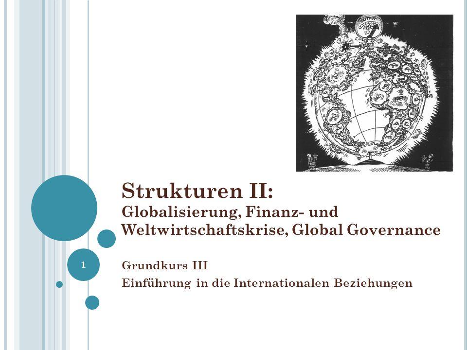 Grundkurs III Einführung in die Internationalen Beziehungen