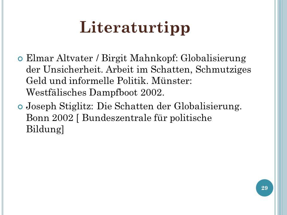 Literaturtipp
