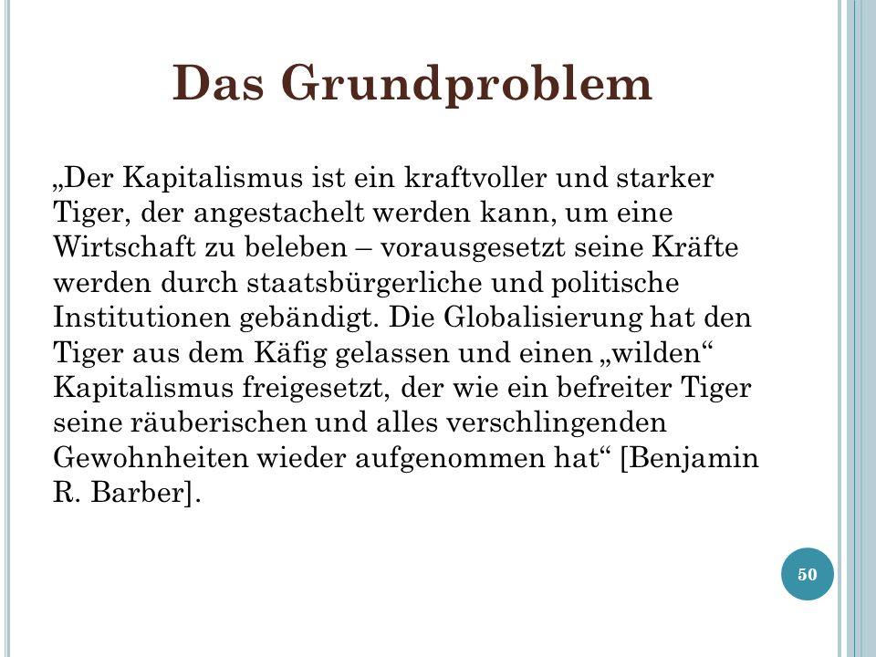 Das Grundproblem