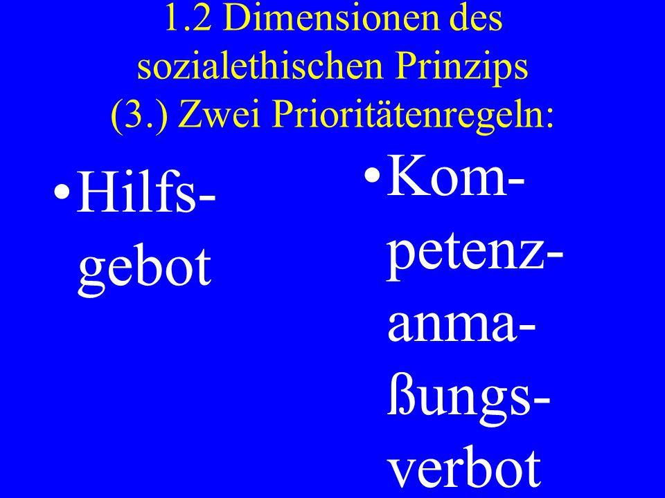Kom-petenz-anma-ßungs-verbot Hilfs-gebot