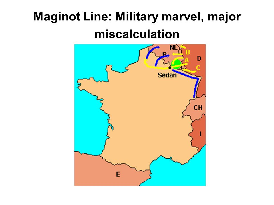 Maginot Line: Military marvel, major miscalculation