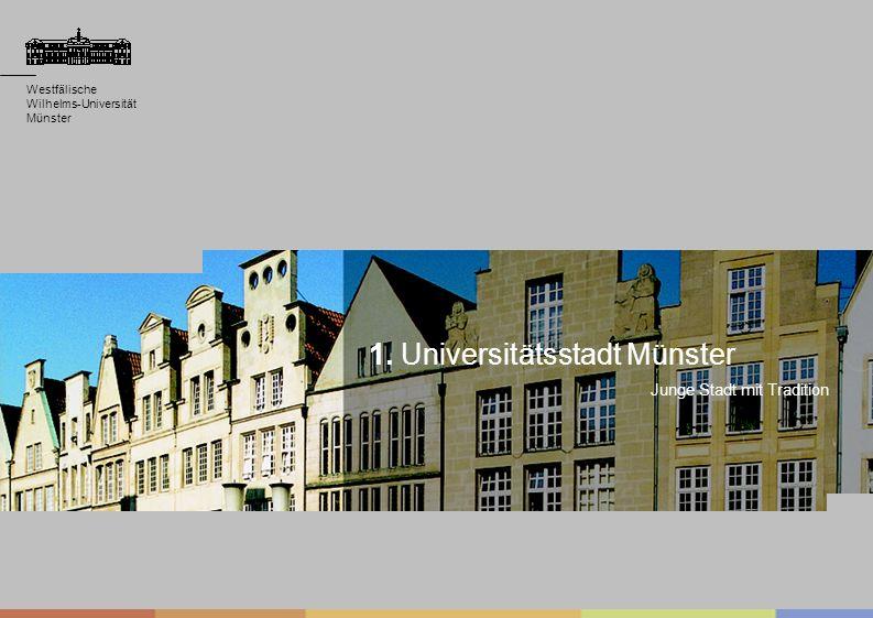 1. Universitätsstadt Münster