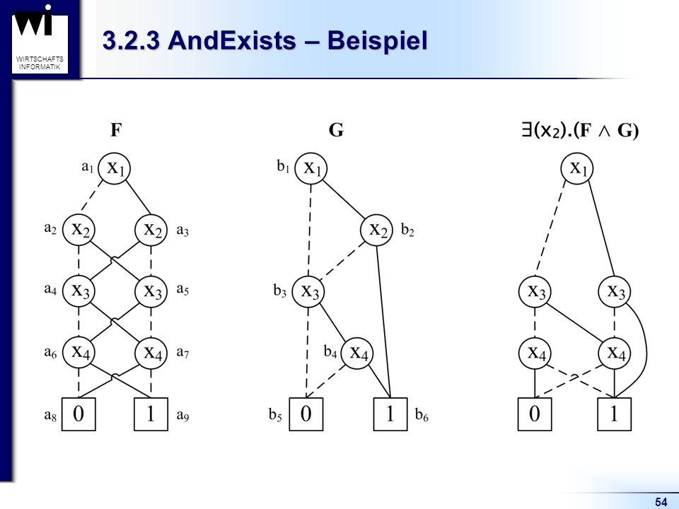 3.2.3 AndExists – Beispiel