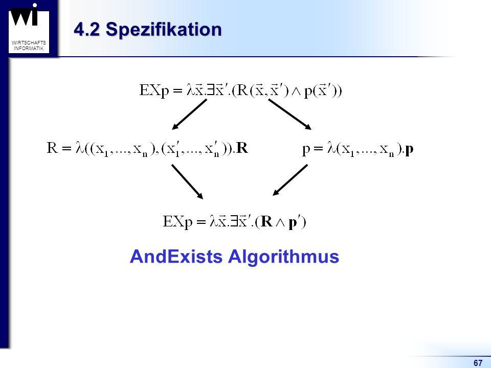 AndExists Algorithmus