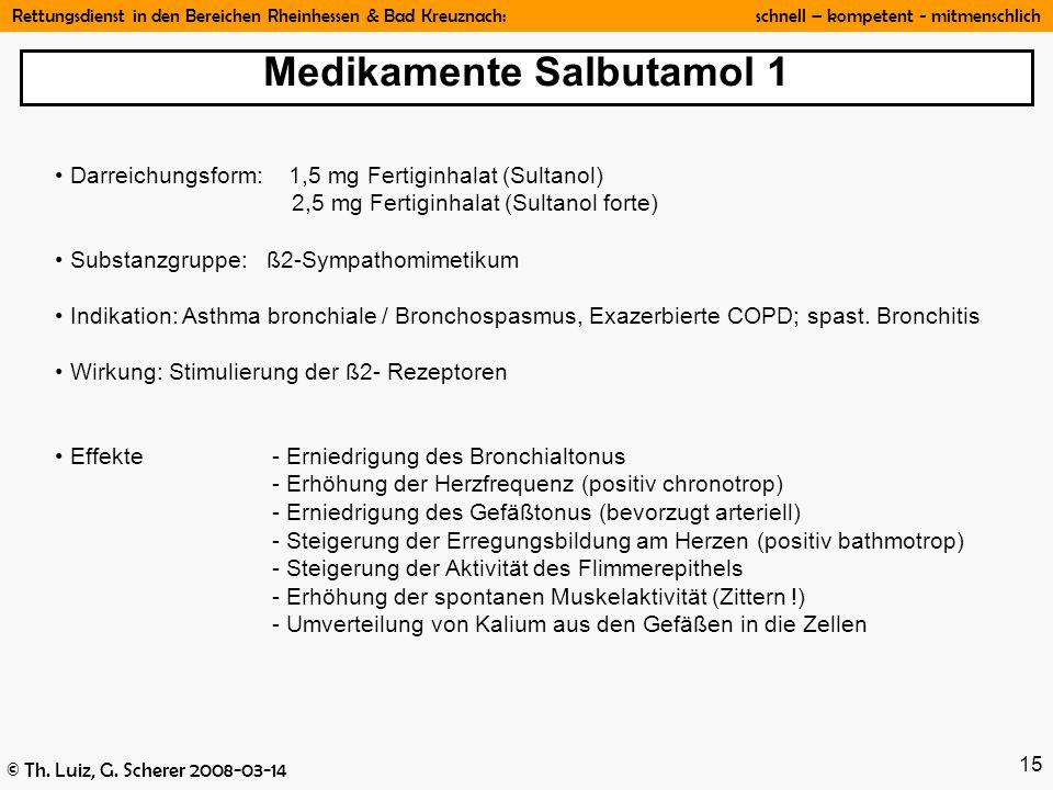Medikamente Salbutamol 1