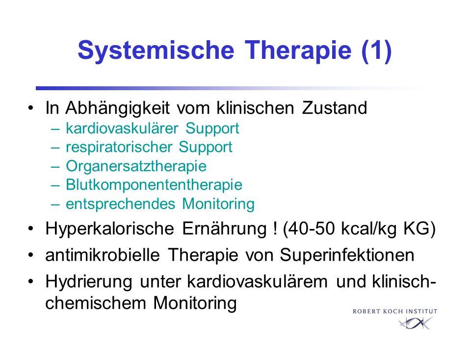 Systemische Therapie (1)