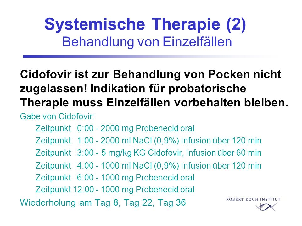 Systemische Therapie (2) Behandlung von Einzelfällen