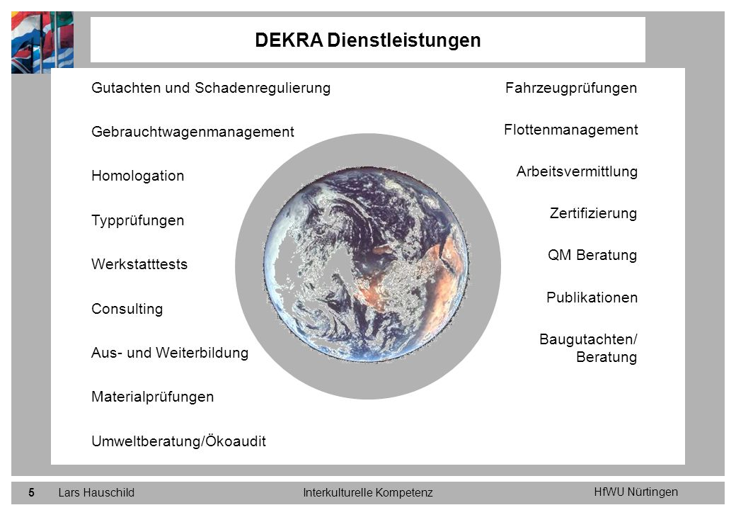 DEKRA Dienstleistungen