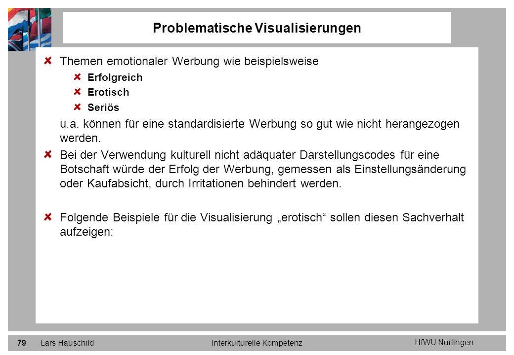 Problematische Visualisierungen