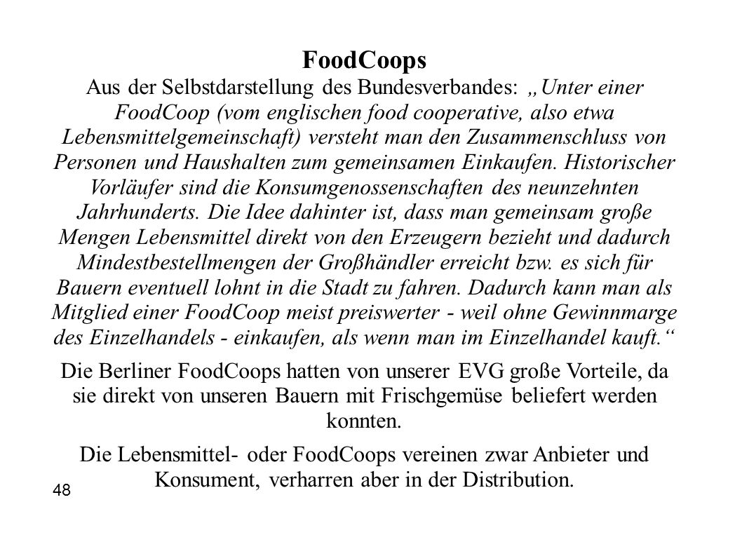 FoodCoops