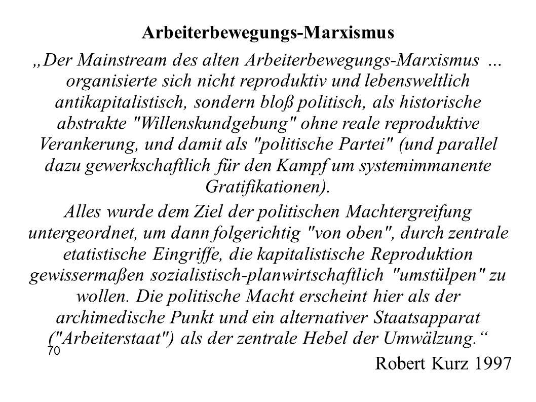 Arbeiterbewegungs-Marxismus