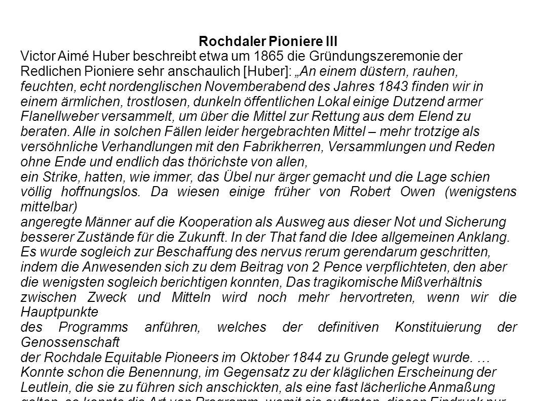 Rochdaler Pioniere III