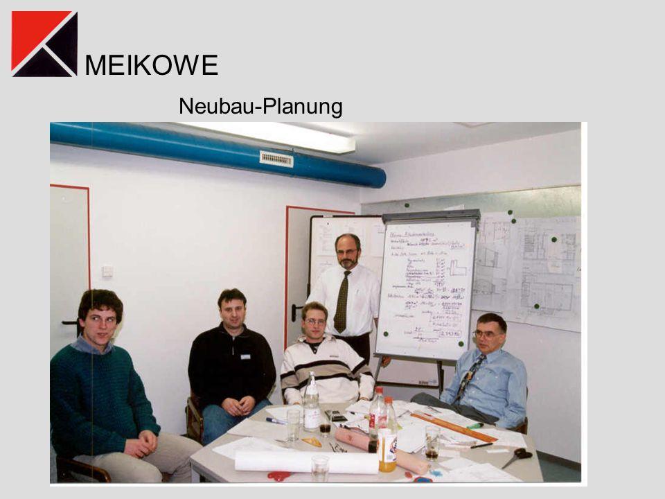 Neubau-Planung