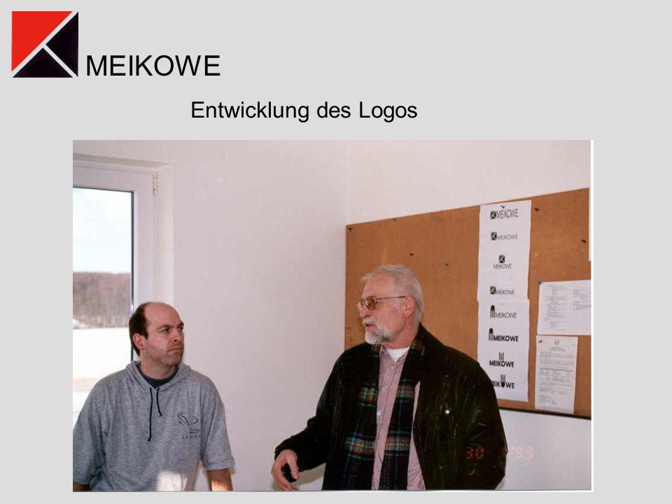Entwicklung des Logos