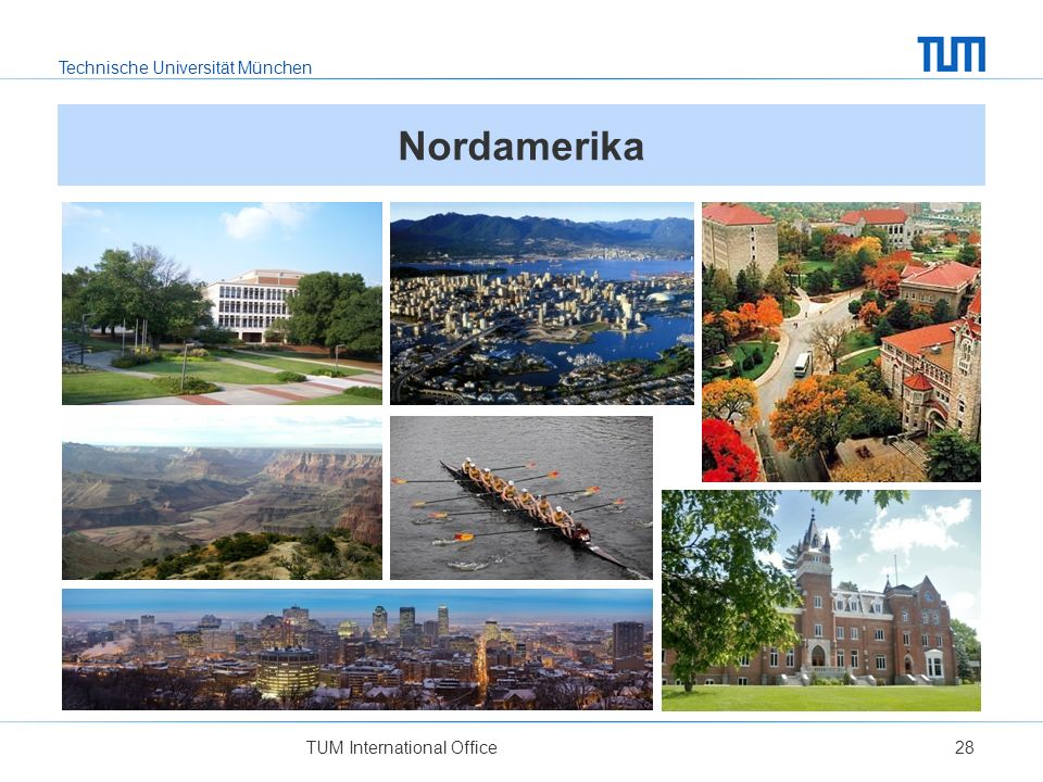 Nordamerika Oben Links: Georgia Tech