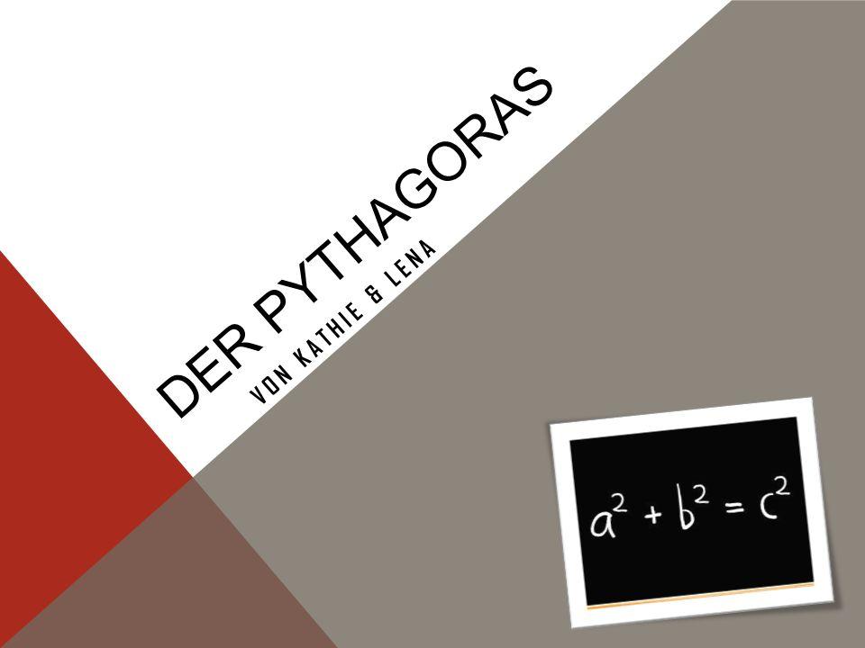 Der Pythagoras Von Kathie & Lena